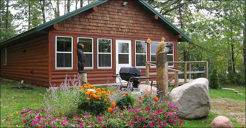 Hayward wisconsin cabin rentals rates moose lake wi for Fishing cabin rentals wisconsin